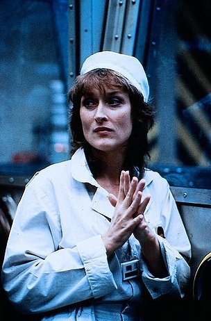 Meryl Streep as Karen Silkwood was the first Norma Ephron movie to impact change.