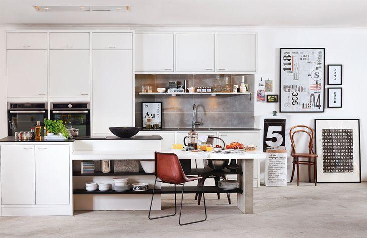Älskade nya kök - Inspiration My Home