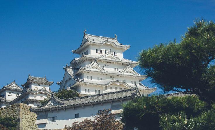 Himeji, Castle, Japan