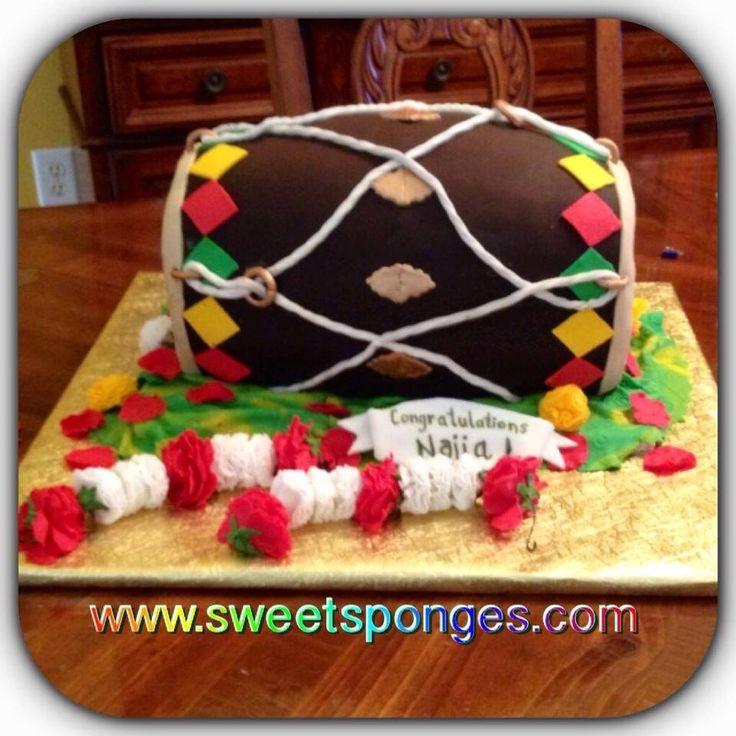 Mehndi Dholki Cake : A dholki cake mehndi and cakes pinterest