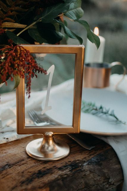 Rustic is a vintage look of the day that keeps this warm and welcoming feeling of the wedding.