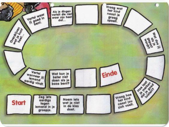Bevorderen van sociaal-emotionele vaardigheden (SEO) kan ook gewoon in spelvorm.: