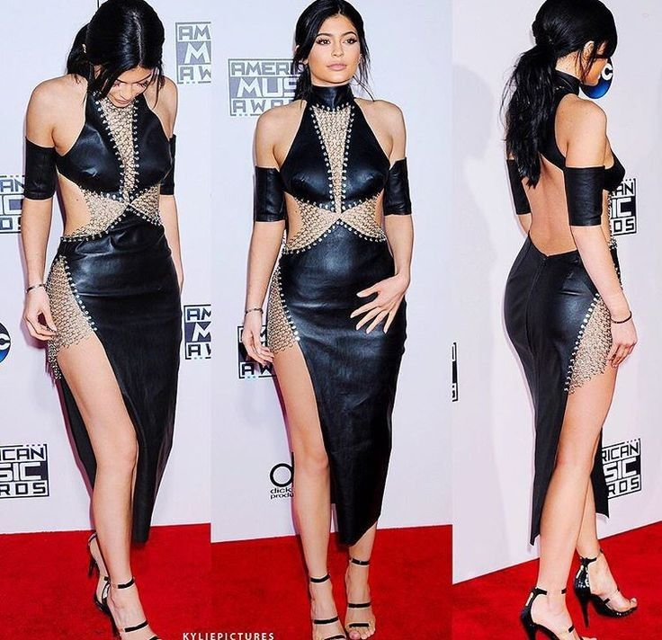 Kylie at American music awards... - Kylie Jenner Style