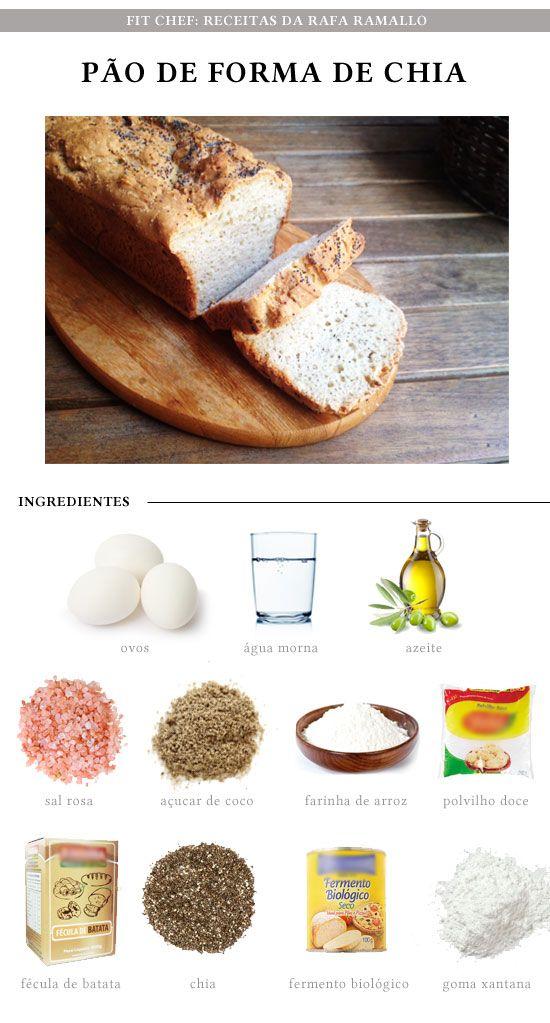 Ingredientes: - 3 ovos inteiros - 200ml de água morna - 1/3 xícara de azeite - 1 colher de café...