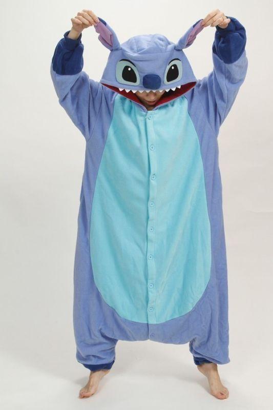 Cosplay Anime Pijamas Disfraz Adulto Buzo Con Capucha Animal Onesie Unisex Fancy Dress