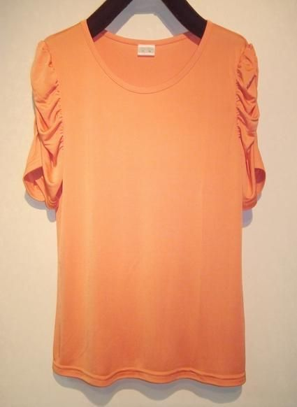 Women's silk t-shirt mulberry silk cool