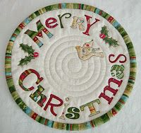 really love this mug rug need to search site to see if I can find more info about how to make it,