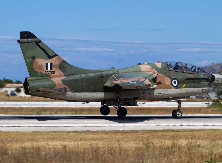 HAF TA-7C Corsair II
