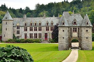 Château de Nacqueville ~ Cotentin  ~ Normandy ~ France                                                                                                                                                      More