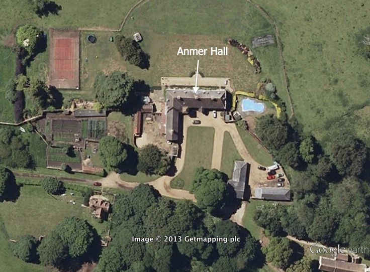 95 Best Images About Anmer Hall On Pinterest Duke