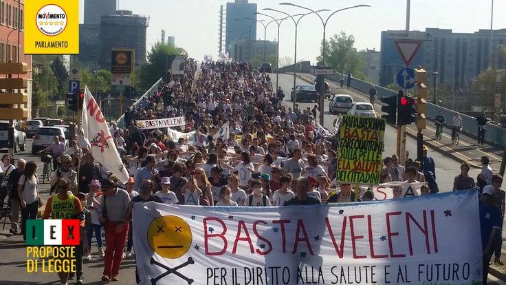 Lex, Dino Alberti (M5S): Brescia - Terra dei Veleni