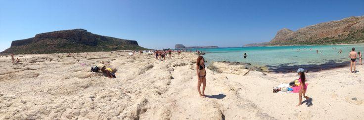 Balos beach crete chania only greece