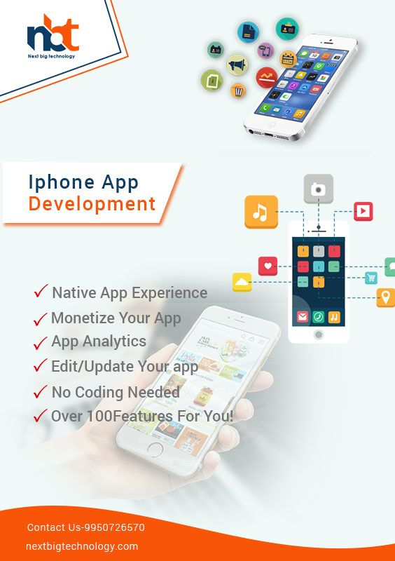 Our dedicated iOS app developers possess the technical