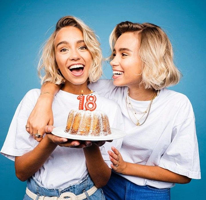 Lisa And Lena In 2020 Lisa Lena Hubsche Madchen