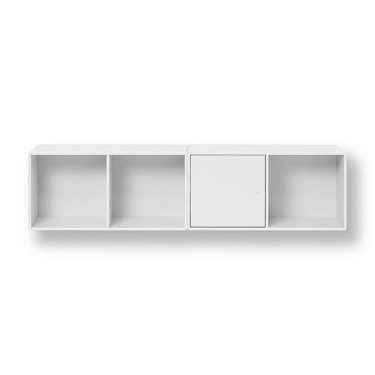 White Designer Cupboard by Montana #white #designer #cupboard #montana