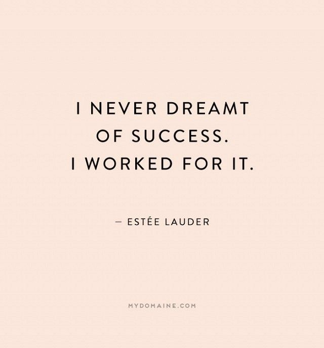 Estée Lauder quotes