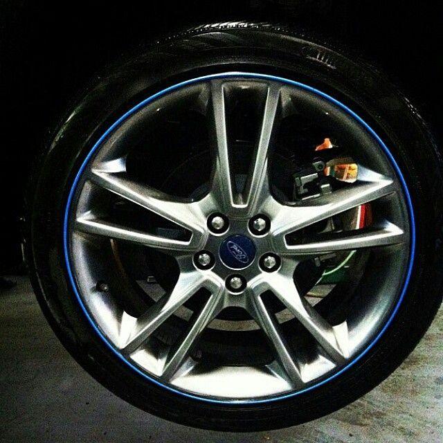 Sky Blue #rimpro-tec #Wheelbands www.news.rimpro-tec.com