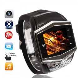 Get your hands on this amazing watch! This is a GD910 New Version Ultra-thin Quad-band Watch Mobile Phone FM / MP3 / MP4 2M Camera  Cell Phone Watch | from $142.00 | This watch is one of the many cell phones reviewed on my site **Fred's Cell Phone Reviews** at http://textyourexback.info-myreview.com/