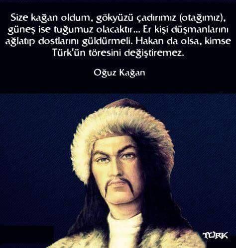 Ne Mutlu Türk Doğana