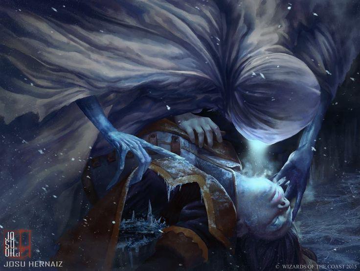 Niblis of Frost - Eldritch Moon MtG Art