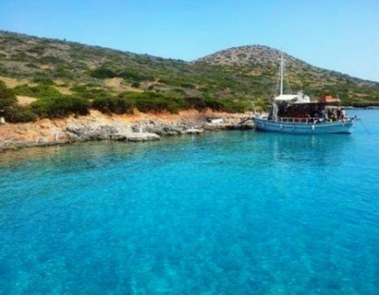 Kolokitha Beach in Crete  Magic  Light Blue  Waters