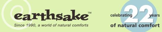Natural Organic Mattresses & bedding from Earthsake - ecofriendly 100% natural latex mattress, organic bed linens, wool mattress pad, organic cotton towels & more