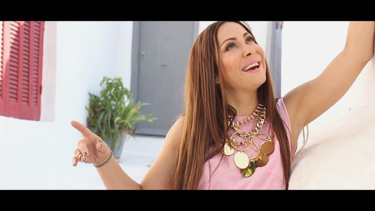 MELINA ASLANIDOU - KALOKERI AGKALIA MOU | OFFICIAL Music Video Clip HD [NEW] (+LYRICS)
