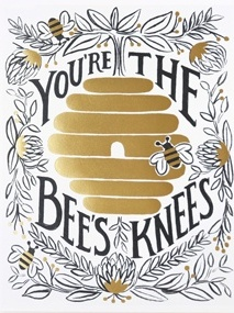 you're the bees knees rifle paper co