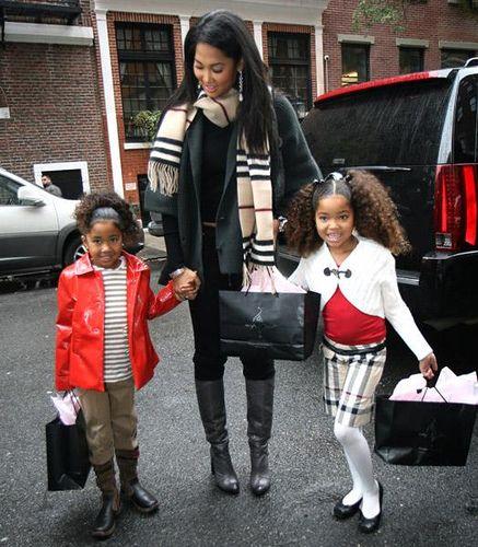 Kimora Clothing Line | Kimora's Family Values | Dyfuse
