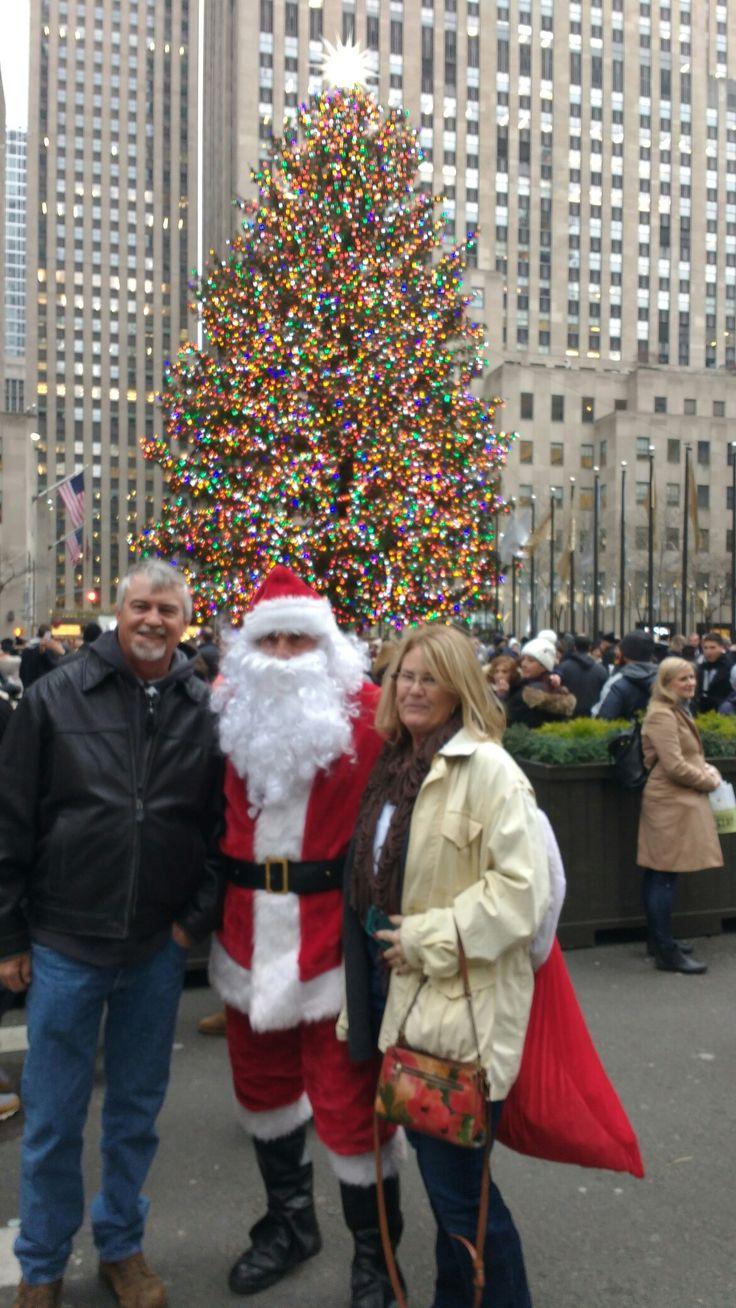 Joe and Laura Rockefeller Center Christmas Tree, Dec