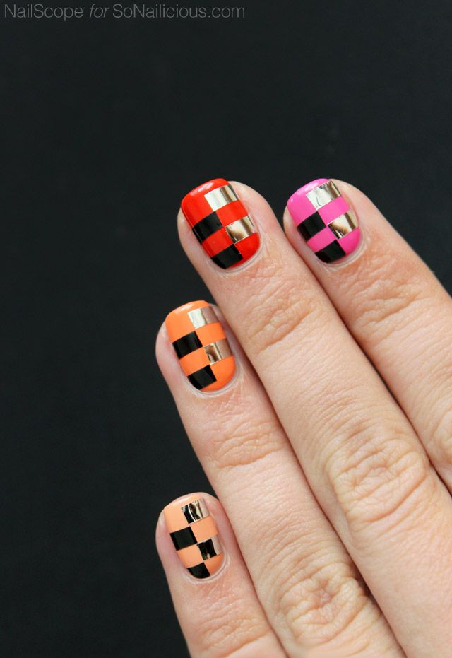 25 beautiful funky nail art ideas on pinterest funky nail 25 beautiful funky nail art ideas on pinterest funky nail designs nail designs summer easy and rainbow nail art designs prinsesfo Images