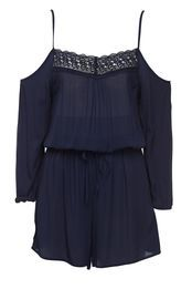 new moon playsuit