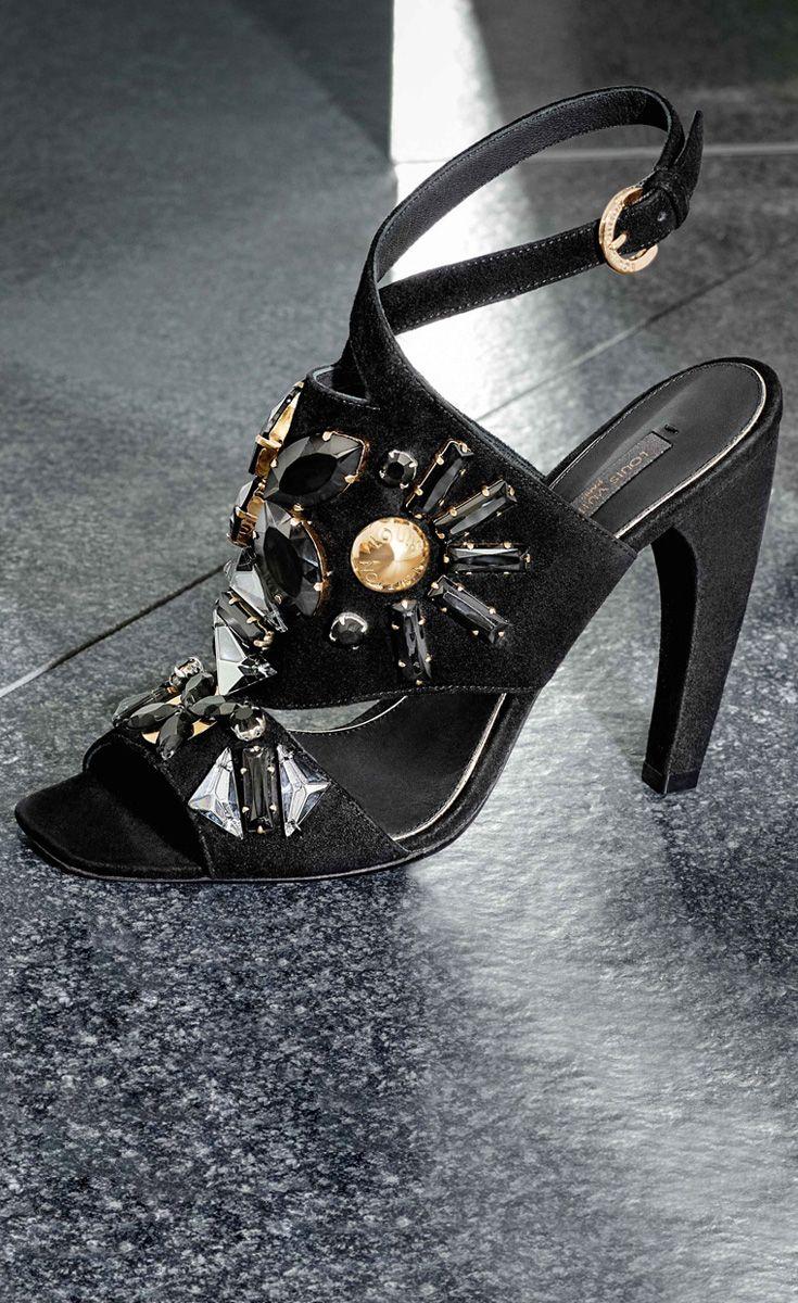 the Parure Sandal from Louis Vuitton