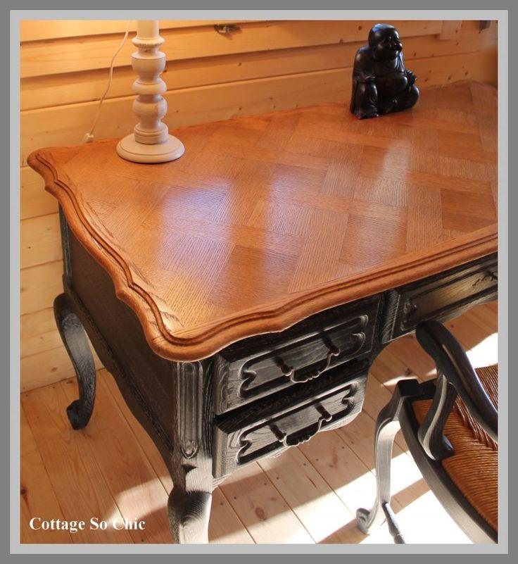 R novation et relooking de vieux meubles pour une d co for Vieux meubles restaures