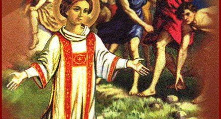 Saint Stephen - Feast Day: December 26th - Patron of Stonemasons - First Christian Martyr - (the Protomartyr) - Both Calendars   LinkedIn