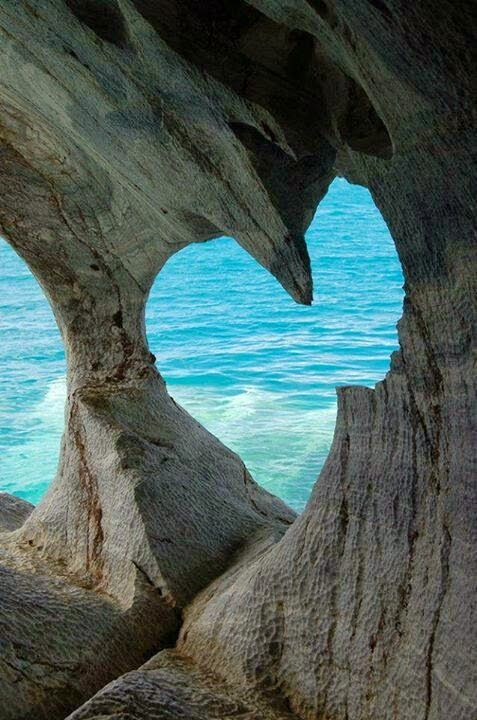 Hearts in Nature ~ Dreamy Nature