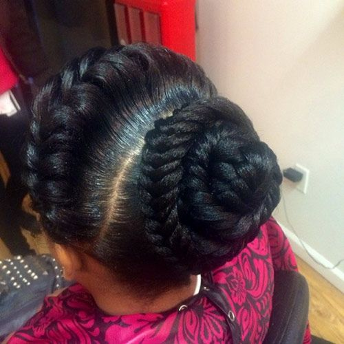 20 gorgeous goddess braids styles to go gaga over hair