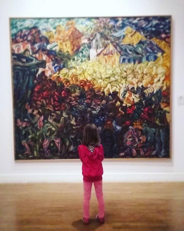 WEBSTA @ matuszka_i_jaguszka - Niedziela z Awangardą 😉#takaniedziela #muzeumnarodowewkrakowie #withmykids #atthemuseum #creativekids #kidsarehavingfun #nationalmuseum
