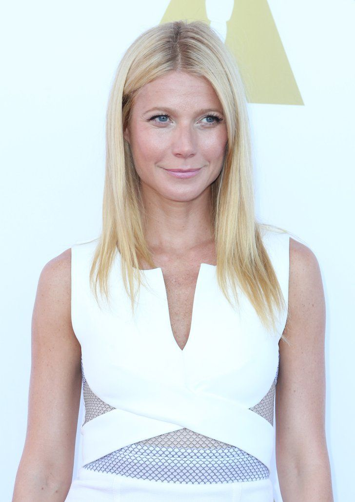 """Pin for Later: Gwyneth Paltrow Wants to """"Spend a Little Time"""" With Chris Martin's Girlfriend, Jennifer Lawrence"""