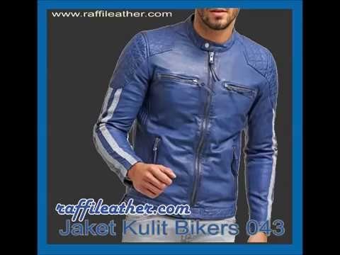 www.raffileather.com Jual Jaket Kulit Asli Garut // Bikers #jaketkulit