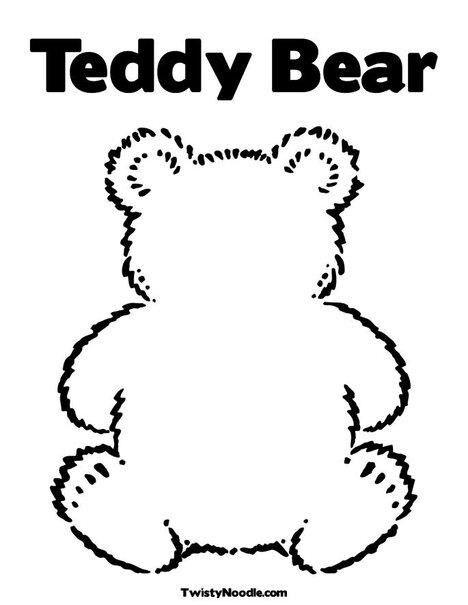 209 Best Bears Printable Images On Pinterest