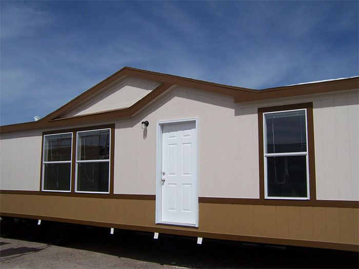 1000 images about modular homes on pinterest modular home plans floor plans and tiny house blog - Painting mobile home exterior ...
