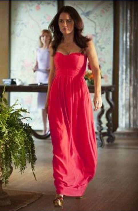 Gimme that!!!! Want that dress! The Mentalist season 6 Finale ...