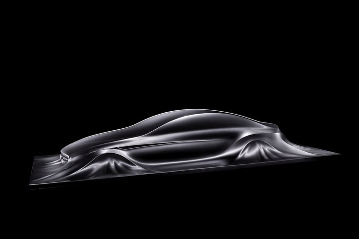 Detroit 2010: The Mercedes-Benz Rising Car Sculpture Teases The CLS-Class