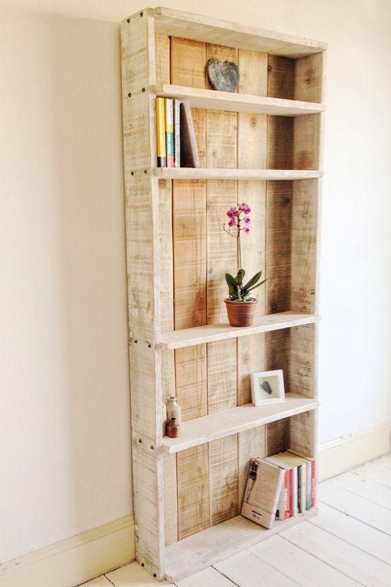 Large Handmade Shelving Unit / Bookcase