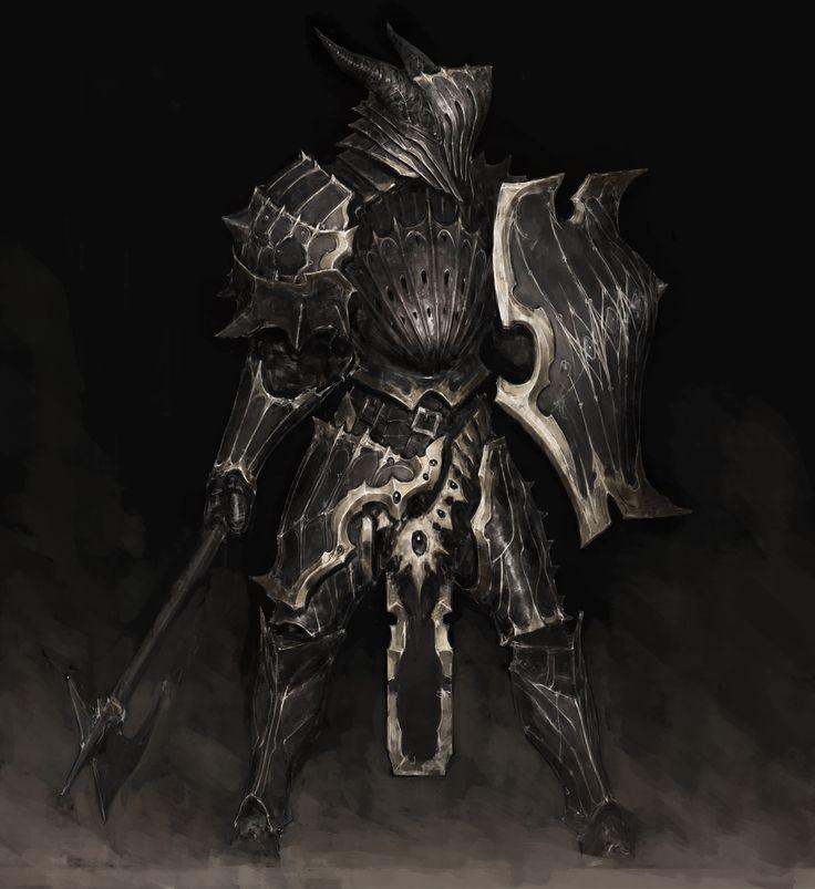 Quill Darwind (re-amp) E0da6368c8efa5445d960f5f27e31aeb--death-knight-knight-armor
