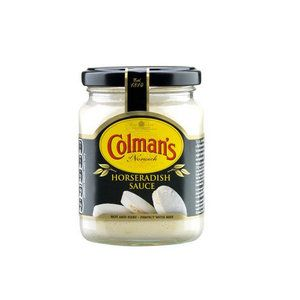 Colman's - Horseradish sauce - Sauce au raifort