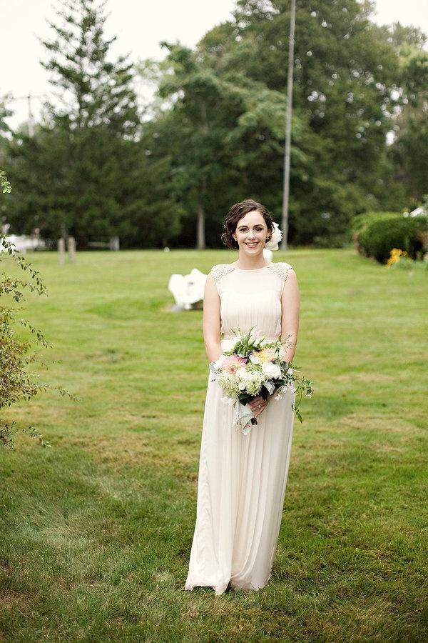 Tibi wedding dress.