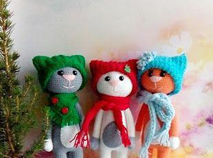 Amigurumi Cat Doll : 1847 best crochet cats images on pinterest crochet cats amigurumi