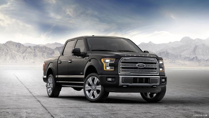 2016 Ford F-150 Limited Wallpaper